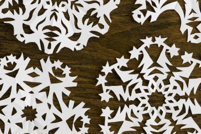 Paper Snowflake Patterns And Next Level Projects