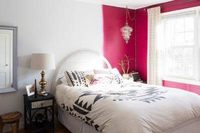 Good Unusual Painting Ideas For Awe Inspiring Accent Walls | Apartment Therapy