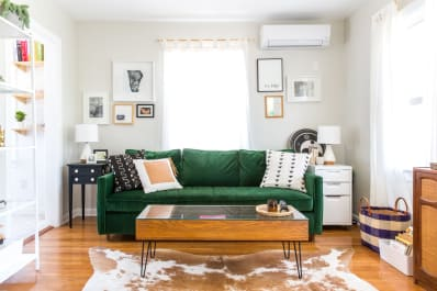 How To Mix Multiple Wood Finishes Apartment Therapy