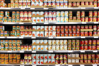 is canned food as nutritious as fresh food kitchn