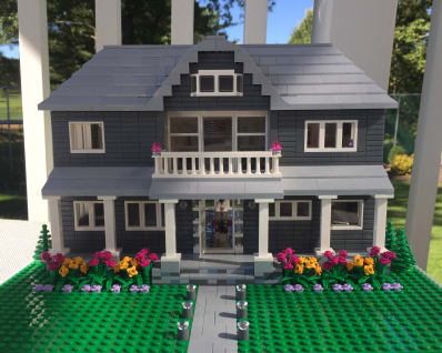 Custom Etsy Shop Lego House Design Photos Apartment Therapy