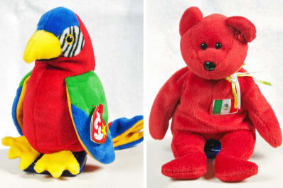 eBay Beanie Babies Selling Price  dc67d8ddc56