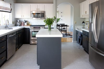 Merveilleux Rustoleum + Off The Shelf Kits For Easy Kitchen Facelifts | Apartment  Therapy