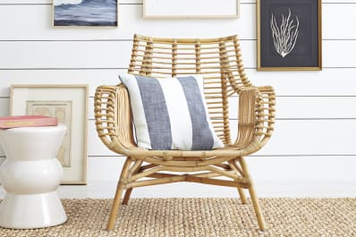 12 Really Good Looking Wicker Rattan Chairs Apartment Therapy