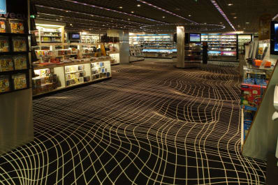 Watch Your Step This Viral Optical Illusion Carpet Is Driving