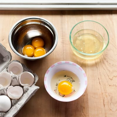 Baking Tip: The 3-Bowl Trick for Separating Eggs