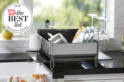 The Best Dish Racks To Buy In 2019 Apartment Therapy
