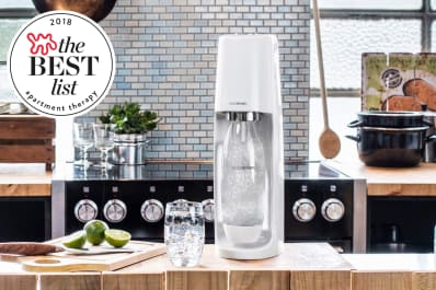 Best Soda Maker Sodastream Drinkmate Reviews Apartment Therapy