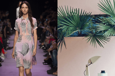 palm dress and palm room