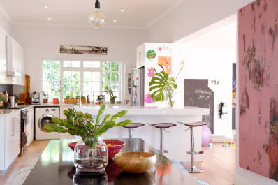 10 kitchens that will inspire you to think pink kitchn