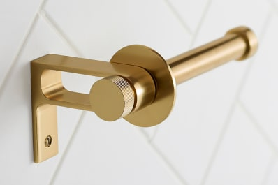 Toilet Paper Holder : Beautiful modern toilet paper holders apartment therapy