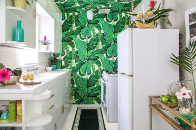5 Ways to Use Wallpaper in the Kitchen | Kitchn Wallpaper In Your Kitchen on wallpaper 900x400, brick wallpaper kitchen, wallpaper daily change, wallpaper wood, wallpaper celebrity girls, wallpaper for walls, wallpaper of love, wallpaper for girl, wallpaper from tumblr, wallpaper dining room, wallpaper 1600x900 resolution, washable wallpaper for kitchen, wallpaper for kitchens wallcoverings, wallpaper for women, wallpaper for men, wallpaper kitchen cabinets, new wallpaper for kitchen, wallpaper gratis, wallpaper got7, wallpaper 3440x1440,