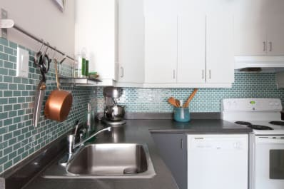 Grey Kitchen Cabinets Gold Hardware best sites for cheap cabinet hardware | kitchn