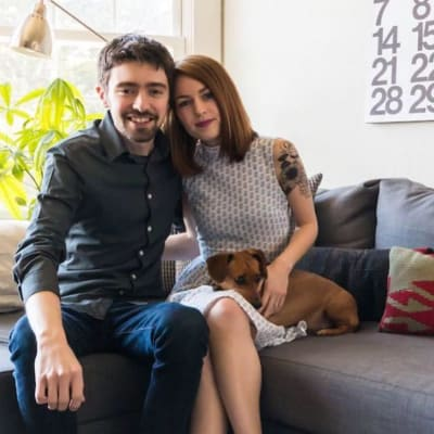 Melissa Nichols and Jake Durrett
