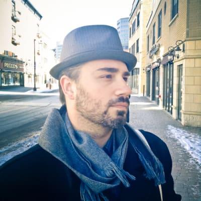 Photo of Sean Rioux