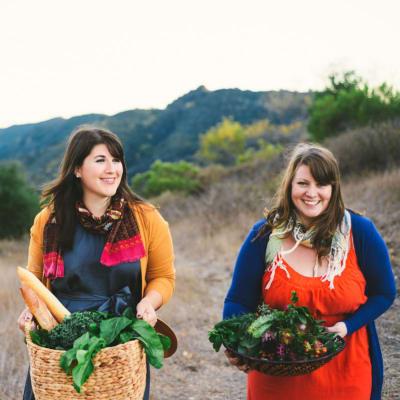 Photo of Corelyn Coates & Jennie Palluzzi