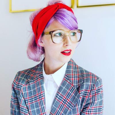 Photo of Megan Hopp