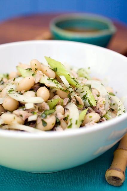 Recipe Italian Marrow Beans With Tuna Kitchn