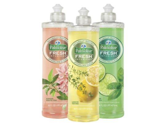 Palmolive Fresh Infusions Dishwashing Liquid