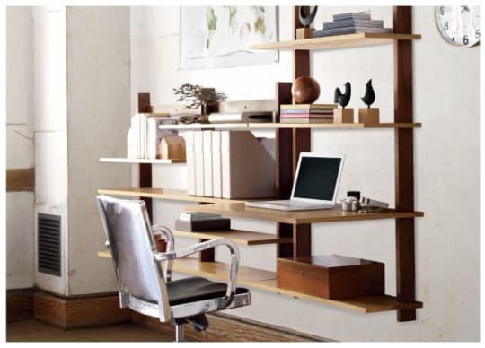 Sticotti Shelving & Desk