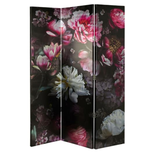 Momoka Floral Screen at Wallpaper Direct