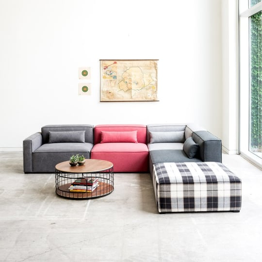 Small Sectional Sofa For Apartment: Expandable & Modular: Best Sectional Sofas