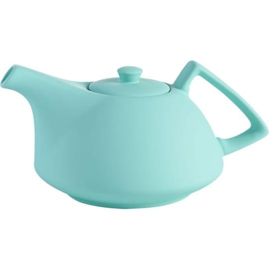 Ray Ray Aqua Teapot from CB2