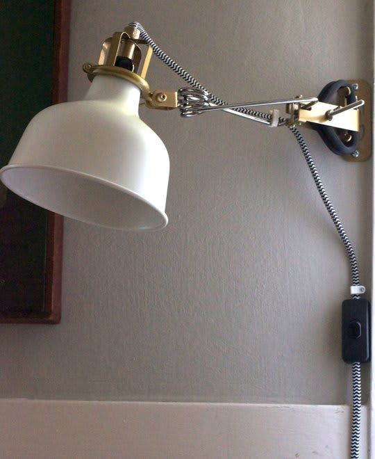 Ranarp Clamp Light