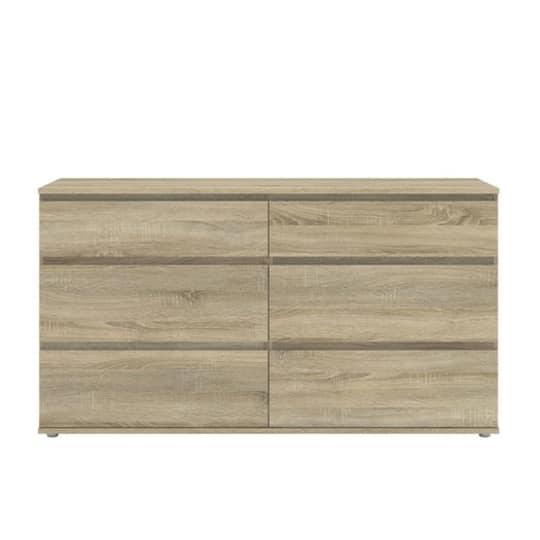 Aaron 6 Drawer Double Dresser by Varick Gallery