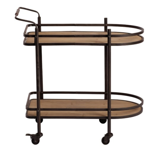 Barrington Serving Cart