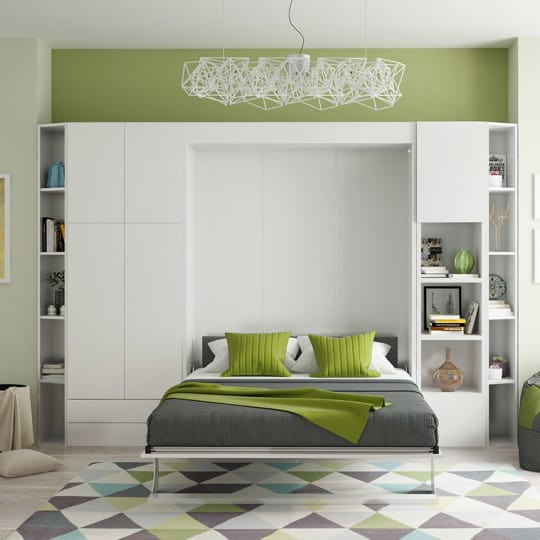 Multimo Queen Murphy Bed at Wayfair