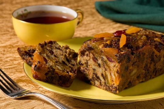 Brandied Fruitcake from Bien Fait Cakes