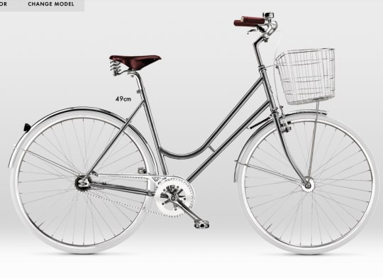 Bike ID Step Through