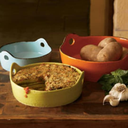 Nesting Earthenware Bakers from NapaStyle