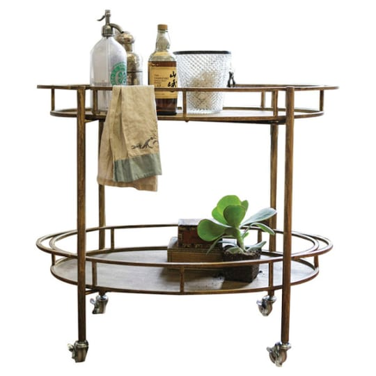 Carrie Serving Cart