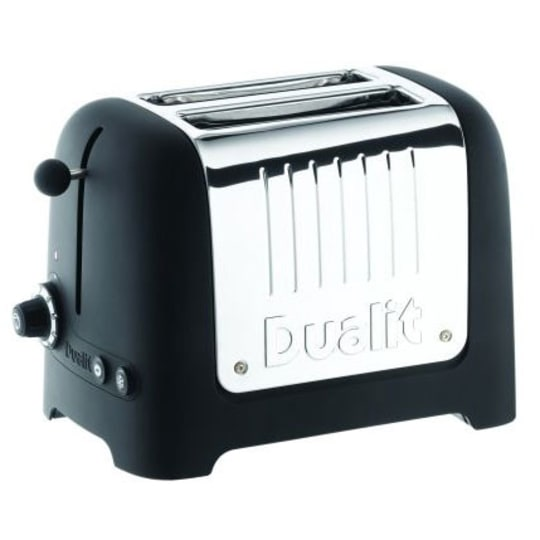Dualit Lite 2-Slice Soft-Touch Toaster