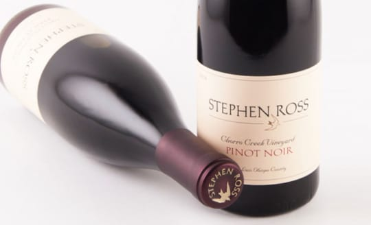 Stephen Ross Pinot Noir 2009