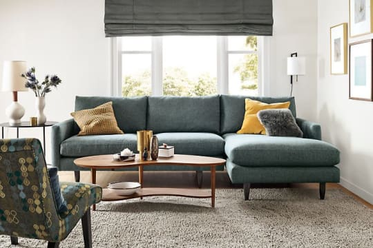 Jasper Sectional at Room & Board