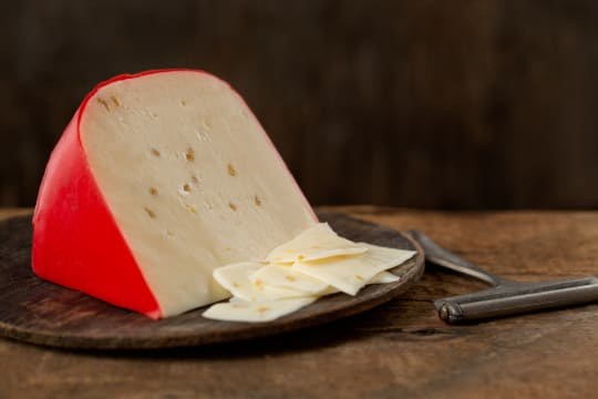 Spiced Edam from Vermont Farmstead Cheese Company