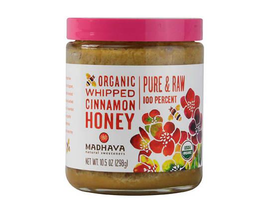 Organic Whipped Cinnamon Honey from Madhava Natural Sweeteners