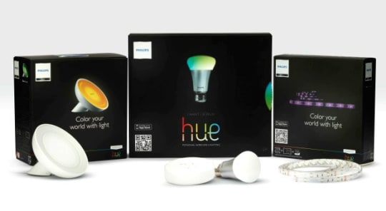 Philips HUE Personal Wireless Lighting System