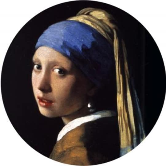 Girl With a Pearl Earring Puzzle