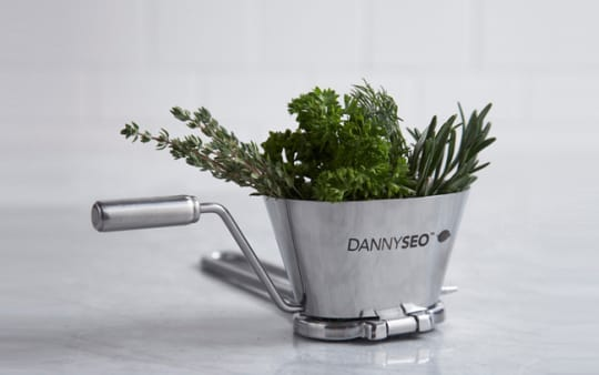 Herb Grinder from Danny Seo