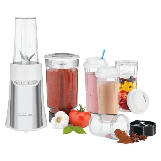 Cuisinart SmartPower 15-pc. Compact Portable Blender/Chopper- CPB-300