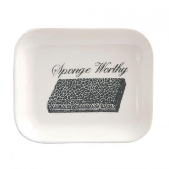 Sponge Worthy Tray from Fishs Eddy