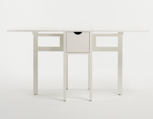 Hallie Folding Dining Table