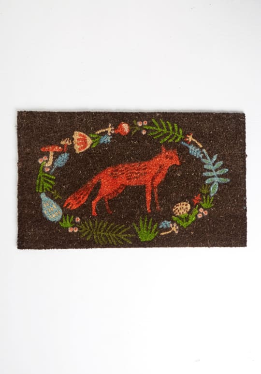 ModCloth A Woodland Welcome Doormat