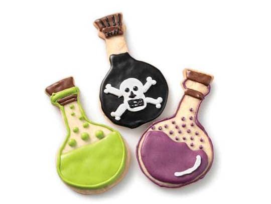 Beaker Cookie Cutters from King Arthur Flour