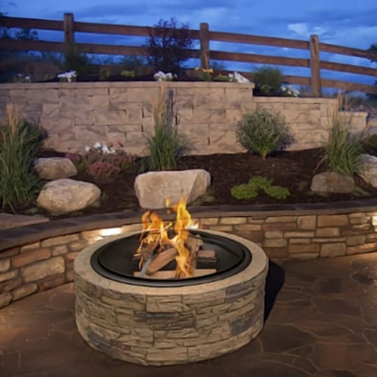 Cast Stone Wood Burning Fire Pit at AllModern