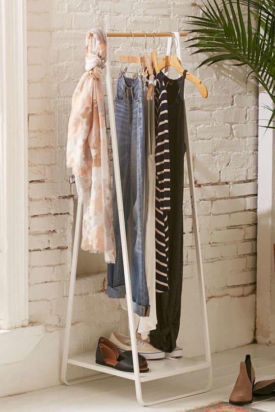 Yamazaki Tower Clothing Rack at Urban Outfitters